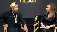 Tyga Talks New Album with Kanye West and Avoiding Kylie Jenner Rumors
