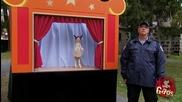 Полицай Застреля Зловещата Кукла - Скрита Камера