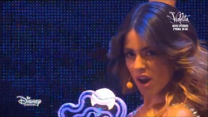 Violetta Live: Филмът - ч.1 + превод