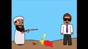 Ben Laden and Mickael Vendetta