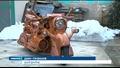 Дървен мотор кръстосва улиците на Трявна - Новините на Нова