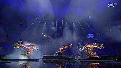 Роботи на Евровизия финал 2016