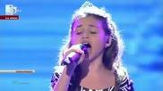 Крисия спечели 2 място на детската Евровизия
