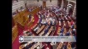 Гръцкият парламент одобри втория пакет с мерки за икономии