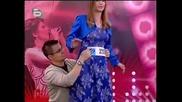 Още едно момиче с ужасен английски - трагедия!! Music idol - епизод с нейзлъчвани гафове - 19.03.08 HQ
