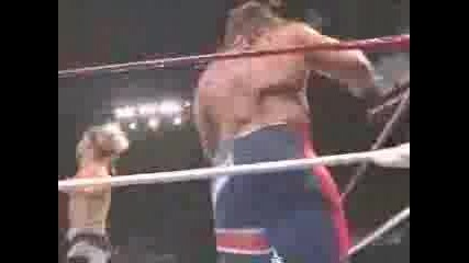 Shawn Michaels Vs British Bulldog Част I