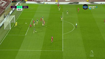 Ливърпул - Шефилд Юнайтед 1:1