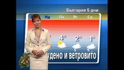 bTV Времето за 20 декември 2008 г.