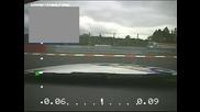 Bmw 120d катастрофира на Nurburgring