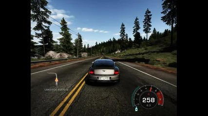 Need For Speed Hp - Джиткане