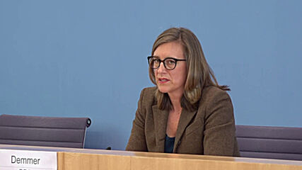 Germany: Federal govt to take control of COVID response from states