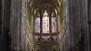 Витраж в катедрала Св. Вит