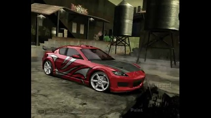 Need for Speed™ Most Wanted Mia,ronnie,razor