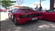 Ferrari Testarossa - звук