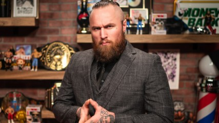 "The Aleister Black ""entity"": WWE's The Bump, Feb. 26, 2020"