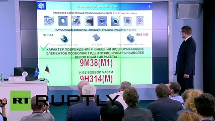 Russia: MH17 was likely shot down from Zaroschshenskoe, says BUK manufacturer