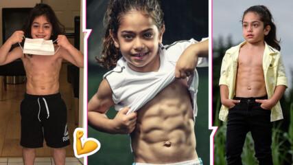 Детето-батка, което впечатли Меси и Роналдо: Арат е бъдещето на футбола и няма търпение да дебютира!