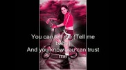 Jojo - Use My Shoulder [lyrics]