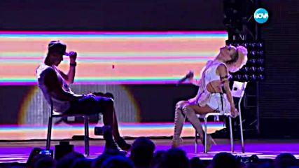 Лора Караджова feat. Бобо - Една На Милион (на живо от наградите на БГ Радио 2016)