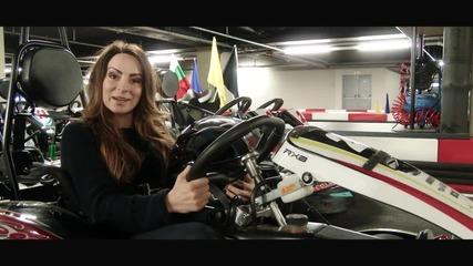 Сани Жекова Те Очаква на Благотворителния Картинг Турнир