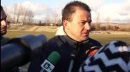 Дуци Симонович: Ако се разберем с Тунчев ще има трансфер