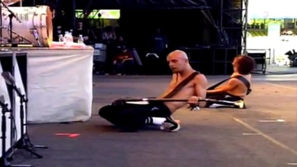 System Of A Down - Psycho live (hd_dvd Quality)
