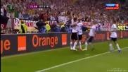 Германия-португалия 1:0 Марио Гомез