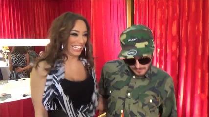 Dancing Stars - Криско и Мария Илиева разкриват фаворитите си (08.05.2014г.)