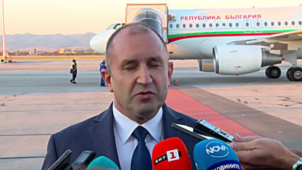 Bulgaria: President Radev says he is COVID-negative after cancelling Estonia visit
