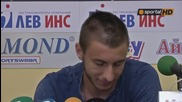 "Антон Карачанаков ""отстреля"" приза за Футболист на месец юли"