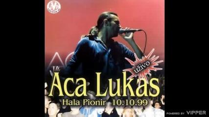 Aca Lukas - Case moje polomljene - (audio) - Live Hala Pionir - 1999 JVP Vertrieb