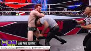 Jeff Hardy vs. Sheamus: Raw, Sept. 20, 2021