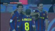 Валядолид 0:3 Барселона [23.01.2010]
