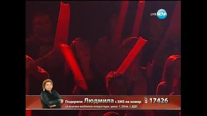 Людмила Йовчева - Live концерт - 07.11.2013 г.