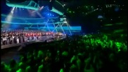 t.a.t.u - Interval Act - Евровизия 2009 - Първи полуфинал