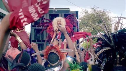 Nicki Minaj - Pound The Alarm (explicit)