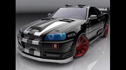 Nissan Skyline-снимки
