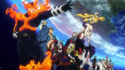 Boku no Hero Academia s4 - 01 ᴴᴰ