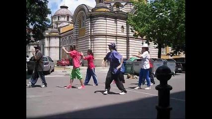 Улични танци