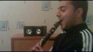 sutre6no sabujdane s klarinet
