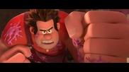 [1/2] Разбивачът Ралф - Бг Аудио - анимация / приключенски / комедия (2012) Wreck-it Ralph : 720p hd