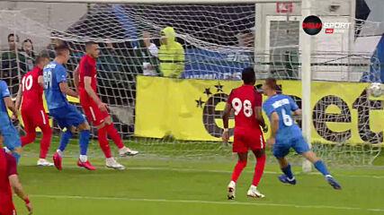 Левски вкара гол след повече от шест часа футбол