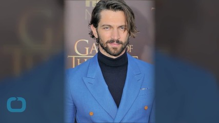 Game of Thrones' Michiel Huisman Shirtless and Wet Opposite Blake Lively in The Age of Adaline