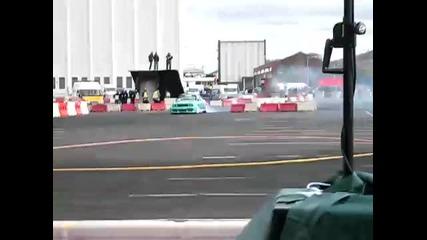 Falken E30 Drift Practice