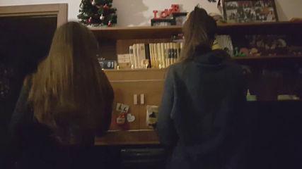 ► Подготовка за Коледа + Петър се разбива на коледни песни