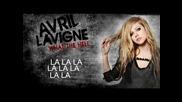 Avril Lavigne - What the Hell - { Цялата Песен } + превод