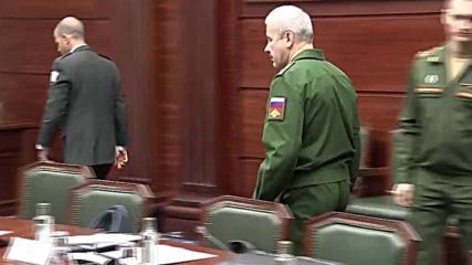 Russia: Israeli and Russian defence officials hold talks on Syria