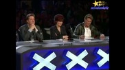 Americas got talent-Елвис Е Жив!!!