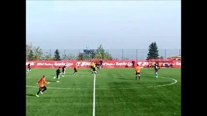 Нбу - Лту (университетско футболно първенство)