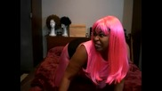 Gozell имитира Nicki Minaj (луд смях)